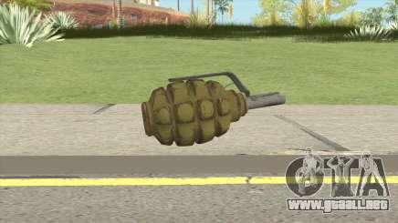 F1 Grenade (Insurgency) para GTA San Andreas