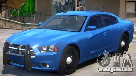 Dodge Charger FBI R1 para GTA 4