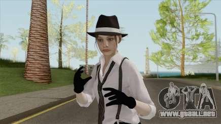 Claire Redfield (Noir) para GTA San Andreas