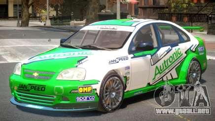 Chevrolet Lacetti V1 PJ7 para GTA 4