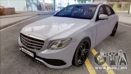 Mercedes-Benz E200 W213 para GTA San Andreas