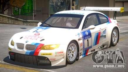BMW M3 GT2 V1.1 para GTA 4