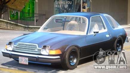 1977 AMC Pacer para GTA 4