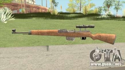 Gewehr-43 Sniper para GTA San Andreas