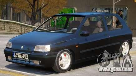 Renault Clio para GTA 4