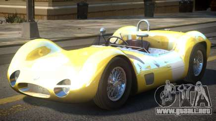 Maserati Tipo V1 PJ4 para GTA 4