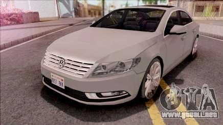 Volkswagen Passat CC 2010 Lowpoly para GTA San Andreas