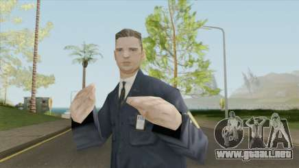 FIB Agent Skin para GTA San Andreas