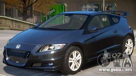 Honda CR-Z V1 para GTA 4