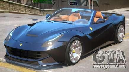 Ferrari F12 V1.2 para GTA 4
