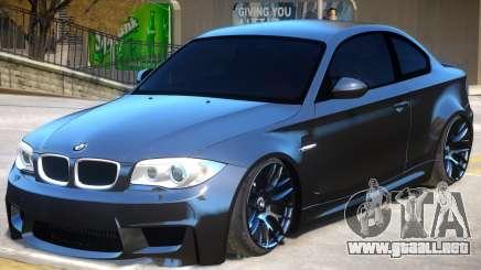 BMW 1M V2 para GTA 4