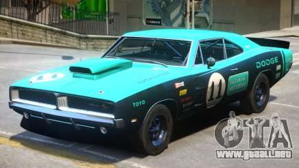 1969 Dodge Charger PJ2 para GTA 4