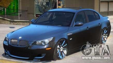 BMW M5 V1.1 para GTA 4