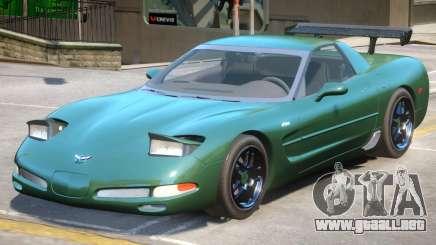 2002 Chevrolet Corvette para GTA 4