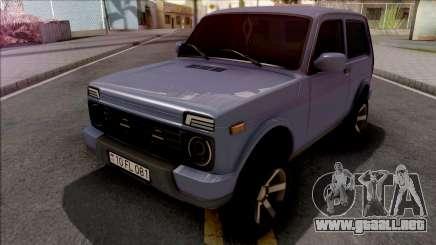 LADA Urban BakuStyLe v2 para GTA San Andreas