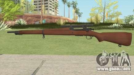 Springfield M1903 (Day Of Infamy) para GTA San Andreas