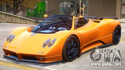 Pagani Zonda C12S V1.1 para GTA 4