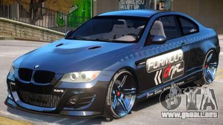 BMW M3 V1 PJ3 para GTA 4