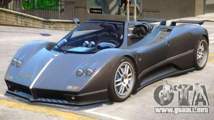 Pagani Zonda C12S V1.4 para GTA 4