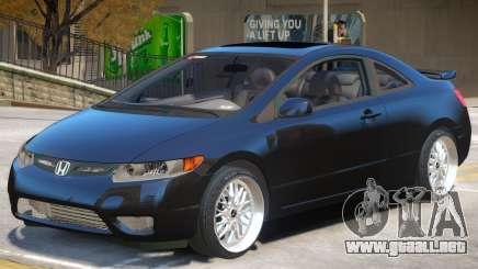 Honda Civic Si V1 para GTA 4