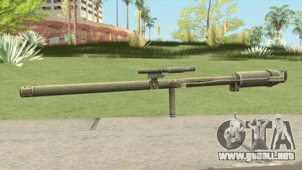 M18 Recoilles Rifle para GTA San Andreas