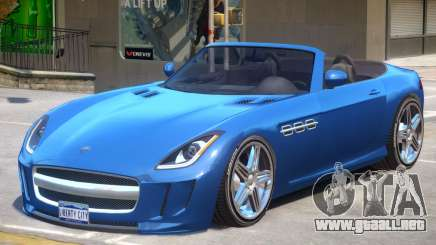 Benefactor Surano V1 para GTA 4