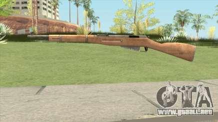 Mosint-Nagant M44 para GTA San Andreas