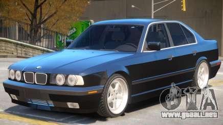 BMW 540i V1 para GTA 4