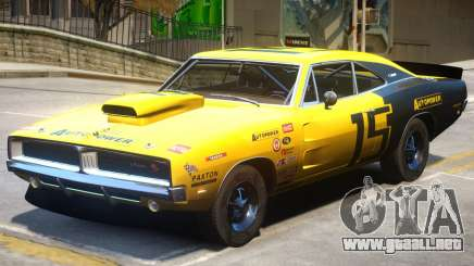 1969 Dodge Charger RT para GTA 4