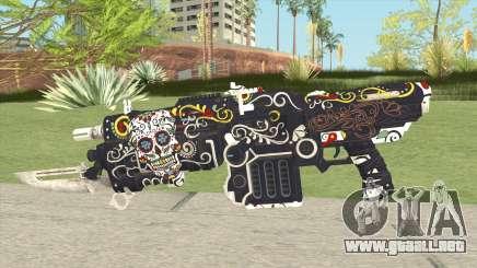 Assault Rifle V2 (Gears Of War 4) para GTA San Andreas