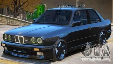 BMW M3 E30 V1.1 para GTA 4