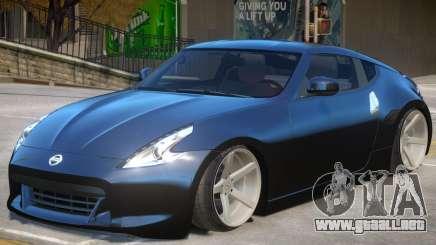 Nissan 370Z V1.0 para GTA 4