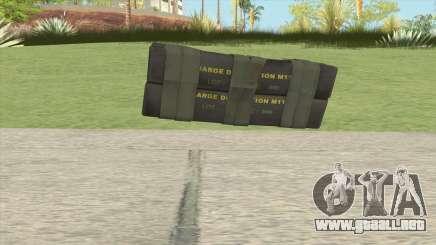 C4 (Insurgency) para GTA San Andreas