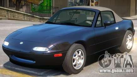 1994 Mazda MX5 para GTA 4