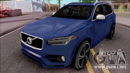 Volvo XC90 2017 para GTA San Andreas