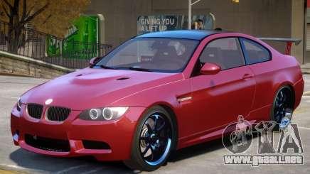 BMW M3 V1.1 para GTA 4