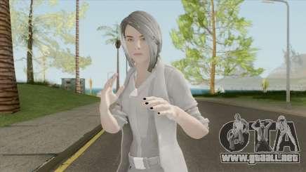 Silver Sable para GTA San Andreas