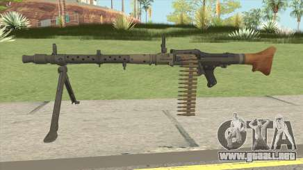 MG-34S Universal Machine Gun para GTA San Andreas