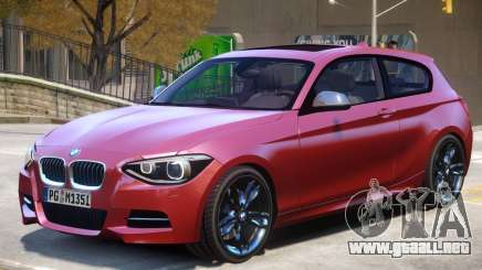 BMW M135i V1 para GTA 4