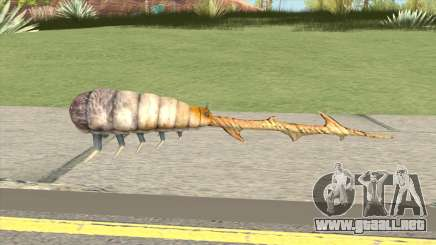 DVorah Weapon V1 para GTA San Andreas