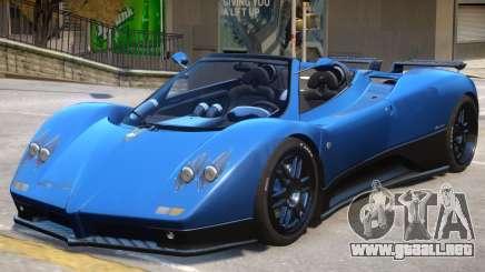 Pagani Zonda C12S V1.2 para GTA 4