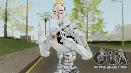 Ennard V2 (FNAF) para GTA San Andreas