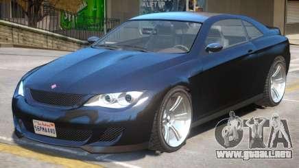 Ubermacht Zion XS V2 para GTA 4