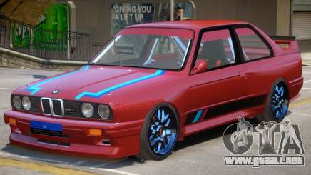1990 BMW M3 PJ para GTA 4