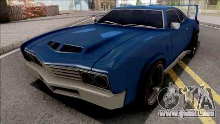 FlatOut Scorpion Custom para GTA San Andreas