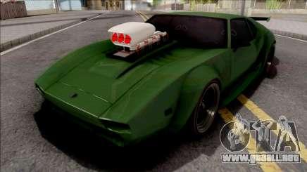 FlatOut Sparrowhawk Custom para GTA San Andreas