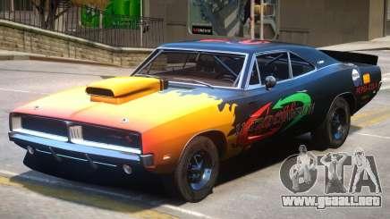1969 Dodge Charger PJ3 para GTA 4