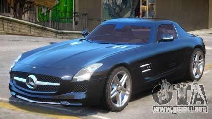 Mercedes Benz SLS AMG V2 para GTA 4