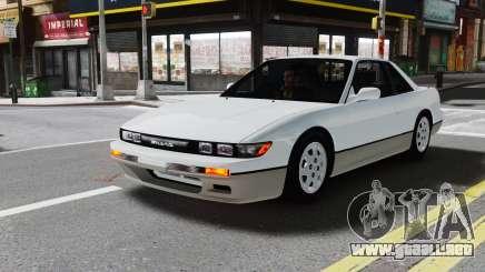 Nissan Silvia S13 V1.1 para GTA 4