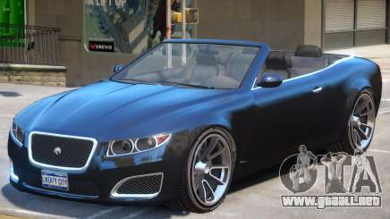 Lampadati Felon GT V1 para GTA 4